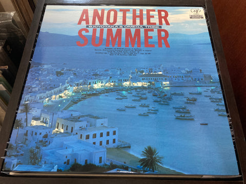 S. Kiyotaka & Omega Tribe - Another Summer LP 33⅓rpm (Out Of Print) (Graded:NM/NM)