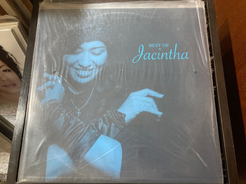 Jacintha - Best Of 2LP 33⅓rpm (Out Of Print) (Graded:S/S)