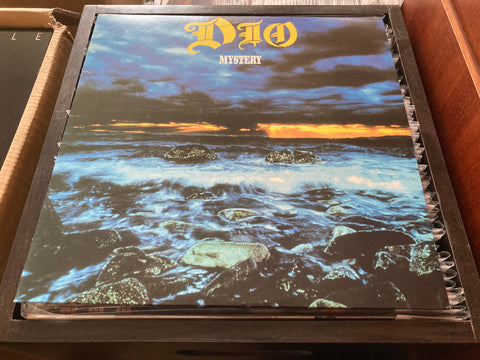"Dio - Mystery 12"" Single 45rpm (Out Of Print) (Graded: NM/NM)"