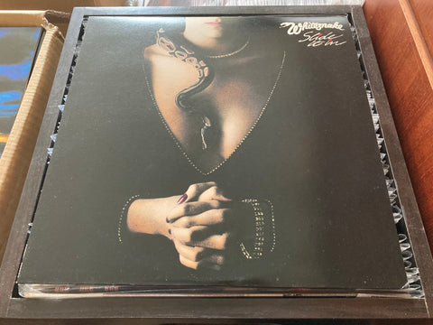 Whitesnake - Slide It In LP 33⅓rpm (Out Of Print) (Graded: NM/NM)
