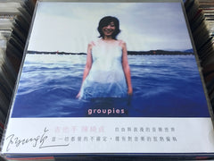 Cheer Chen / 陳綺貞 - 吉他手 Groupies LP 33⅓rpm (首批限量) (Out Of Print) (Graded: S/S)