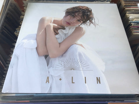 A-Lin - 同名專輯 LP 33⅓rpm (限量彩膠) (Out Of Print) (Graded:S/S)
