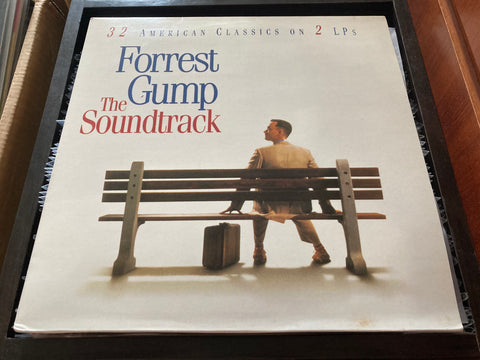 OST - Forrest Gump 2LP 33⅓rpm (Out Of Print) (Graded: EX/NM)