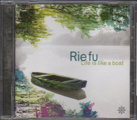 Rie Fu - Life is like a boat Single (Out Of Print) (Graded:NM/NM)