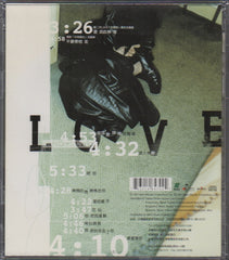 Andy Lau / 劉德華 - 愛如此神奇 (Out Of Print) (Graded: EX/EX)