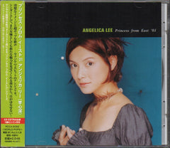 Angelica Lee / 李心潔 - Princess From The East'01 CW/OBI (Out Of Print) (Graded: NM/EX)