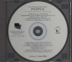 V.A - PEOPLE A Musical Celebration Of Diversity (Out Of Print) (Graded:NM/NM)