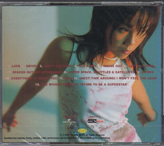 Tanya Chua / 蔡健雅 - Luck (Out Of Print) (Graded:S/S)