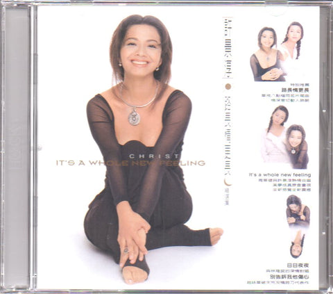 Christine Hsu / 許景淳 - 路長情更長 (Out Of Print) (Graded: NM/EX)