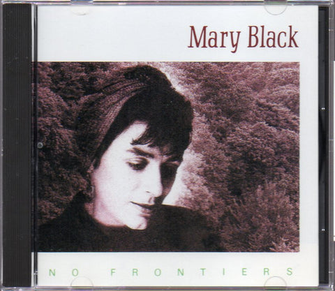 Mary Black - NO FRONTIERS (Out Of Print) (Graded:NM/NM)