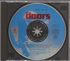 OST - The Doors (Out Of Print) (Graded:NM/EX)