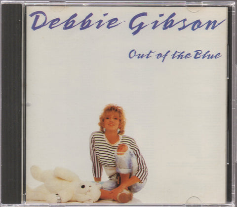 Debbie Gibson - Out Of The Blue (Out Of Print) (Graded:EX/EX)