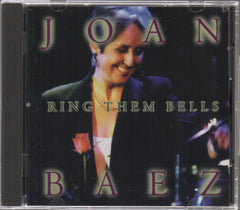 Joan Baez - Ring Them Bells (Out Of Print) (Graded:NM/EX)