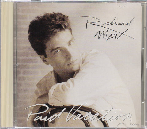 Richard Marx - Paid Vacation (Out Of Print) (Graded:NM/NM)