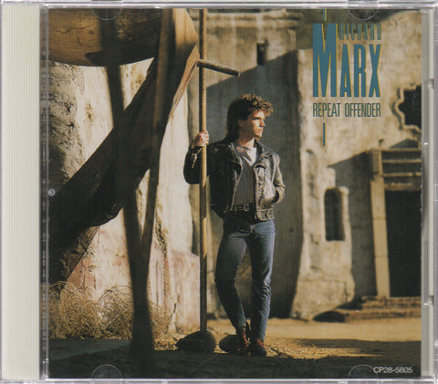 Richard Marx - Repeat Offender (Out Of Print) (Graded:EX/VG)