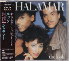 Shalamar - The Look CW/OBI Sample (Out Of Print) (Graded:EX/NM)