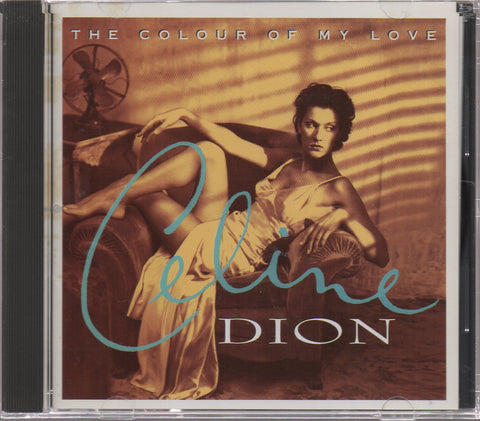 Céline Dion - The Colour Of My Love (Out Of Print) (Graded:NM/EX)