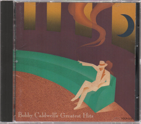 Bobby Caldwell - Greatest Hits (Out Of Print) (Graded:EX/EX)