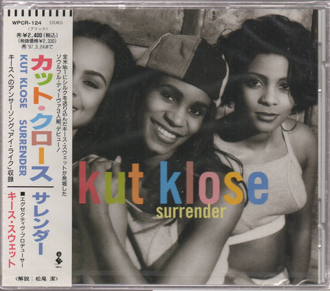 Kut Klose - Surrender Sample (Out Of Print) (Graded:S/S)