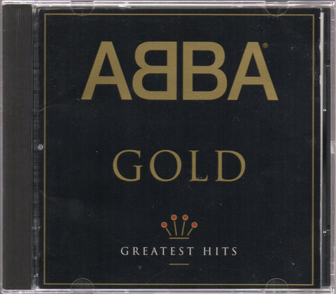 ABBA - Gold Greatest Hits (Out Of Print) (Graded:EX/NM)