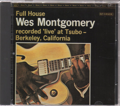 Wes Montgomery - Full House (Out Of Print) (Graded:NM/NM)