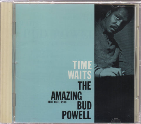 Bud Powell - Time Waits (Out Of Print) (Graded:EX/EX)