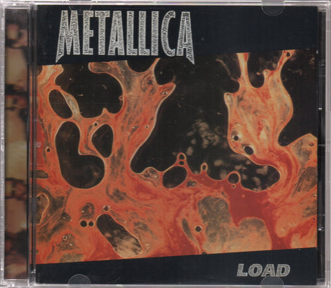Metallica - Load (Out Of Print) (Graded:EX/EX)