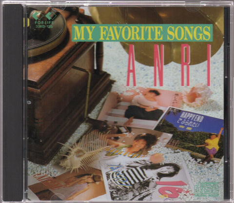 Anri / 杏里 - My Favorite Songs (Out Of Print) (Graded:EX/EX)