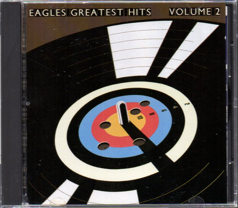 EAGLES - GREATEST HITS VOLUME 2 (Out Of Print) (Graded:NM/NM)