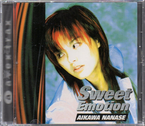 Aikawa Nanase / 相川七瀨  - Sweet Emotion Maxi Single (Out Of Print) (Graded:NM/NM)