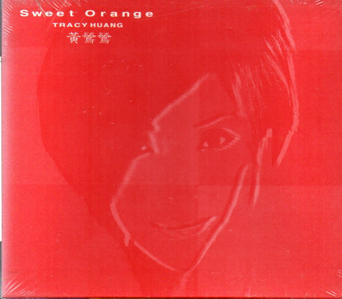 Tracy Huang Ying Ying / 黃鶯鶯 - Sweet Orange (Out Of Print) (Graded: S/S)