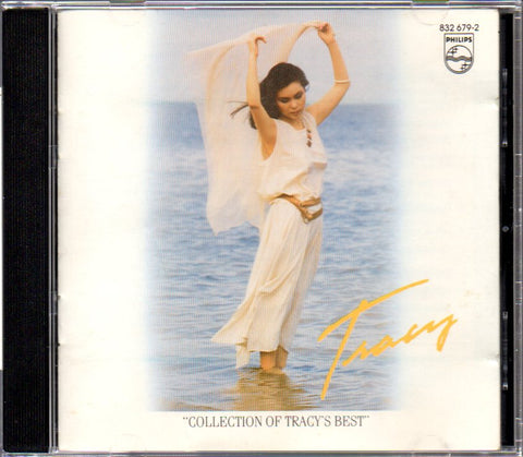 Tracy Huang Ying Ying / 黃鶯鶯 - Collection Of Tracy's Best (Out Of Print) (Graded: EX/VG)