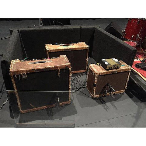 Stephen's amps