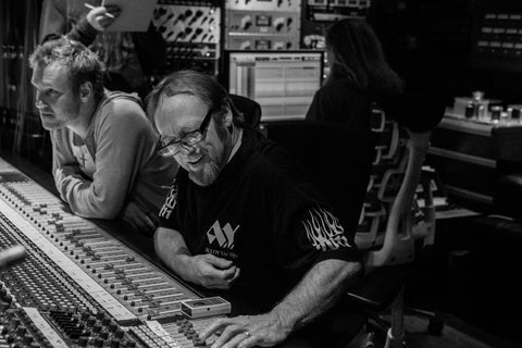 In Studio With Stephen Stills