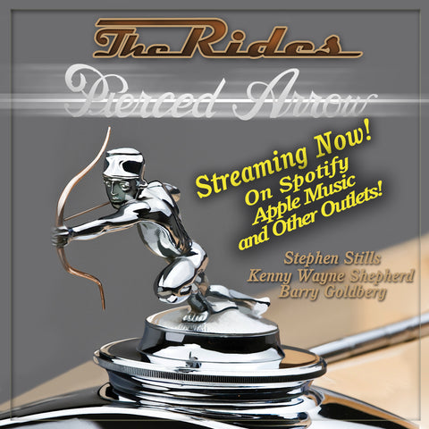 The Rides - Streaming Now!