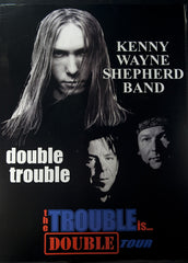 ORIGINAL TROUBLE IS TOUR POSTER
