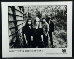 ORIGINAL KWSBand Head Shot - Signed
