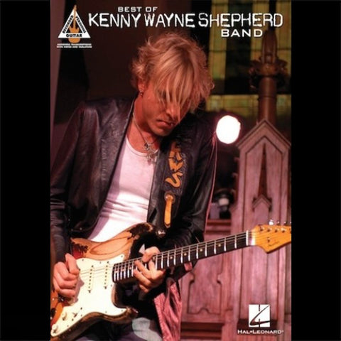 The Best of Kenny Wayne Shepherd Band Tab Book