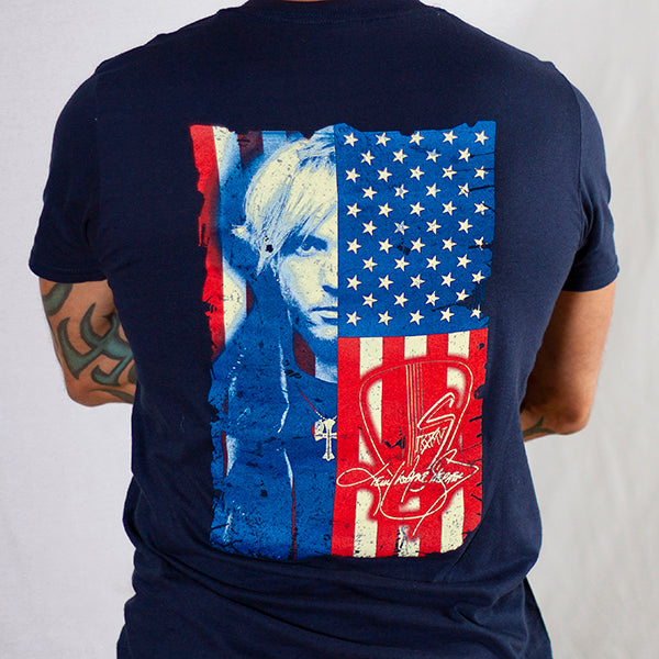 "RED WHITE BLUE KWS ""Mens"" T-Shirt"