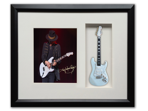 KWS Signature Series Strat Shadow Box