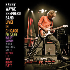 LIVE IN CHICAGO ALBUM COVER ART