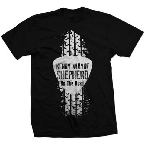 KWS Tire Tee - Men's Black