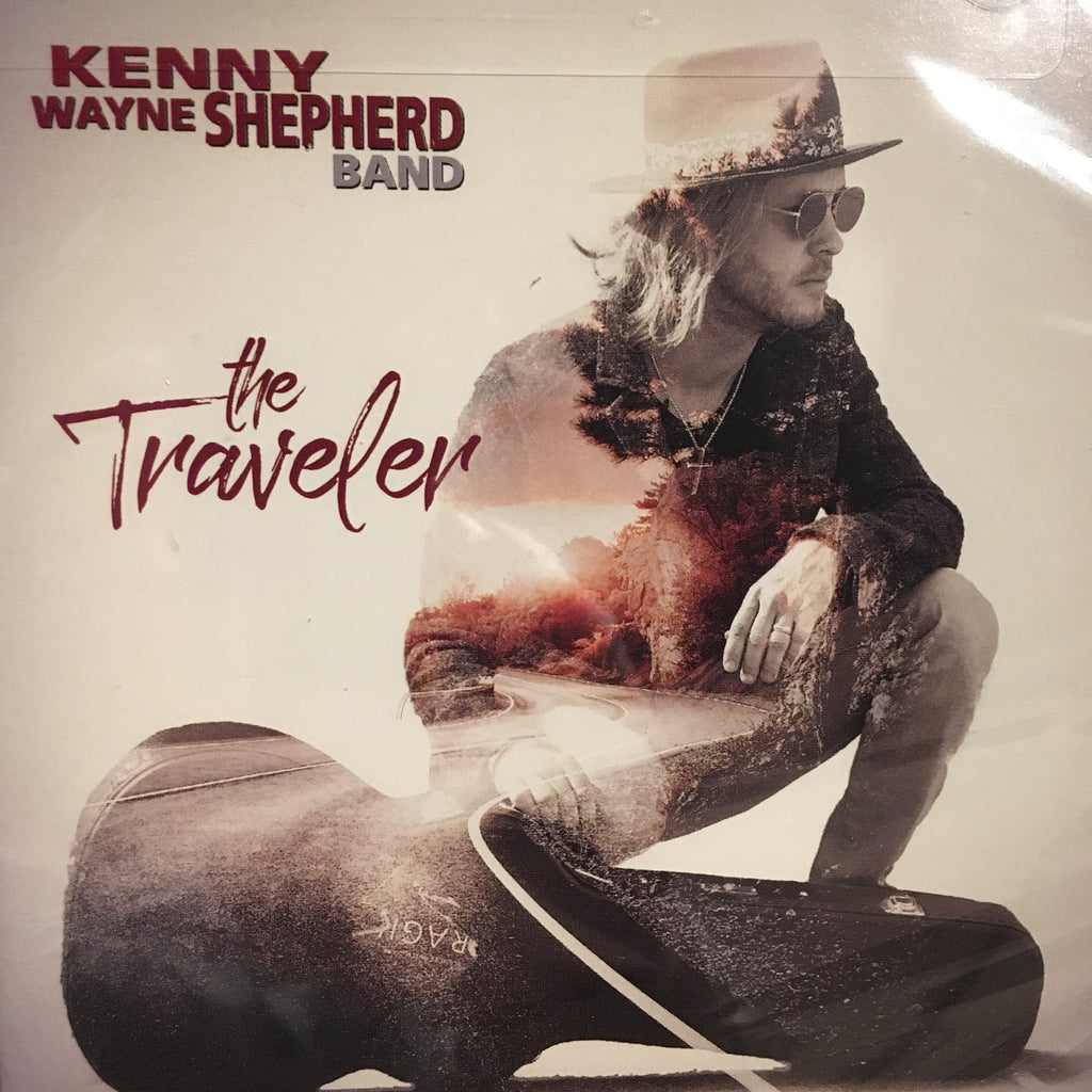 The TRAVELER - CD