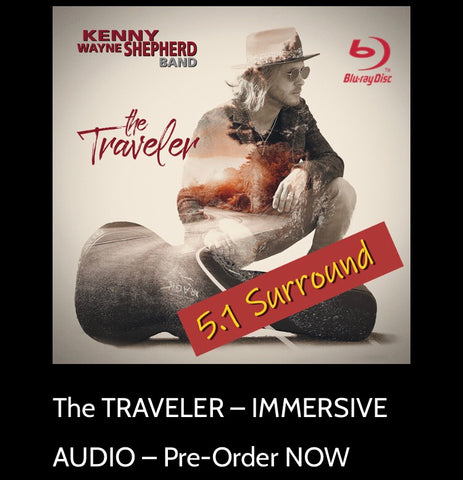The TRAVELER – IMMERSIVE AUDIO – Pre-Order NOW