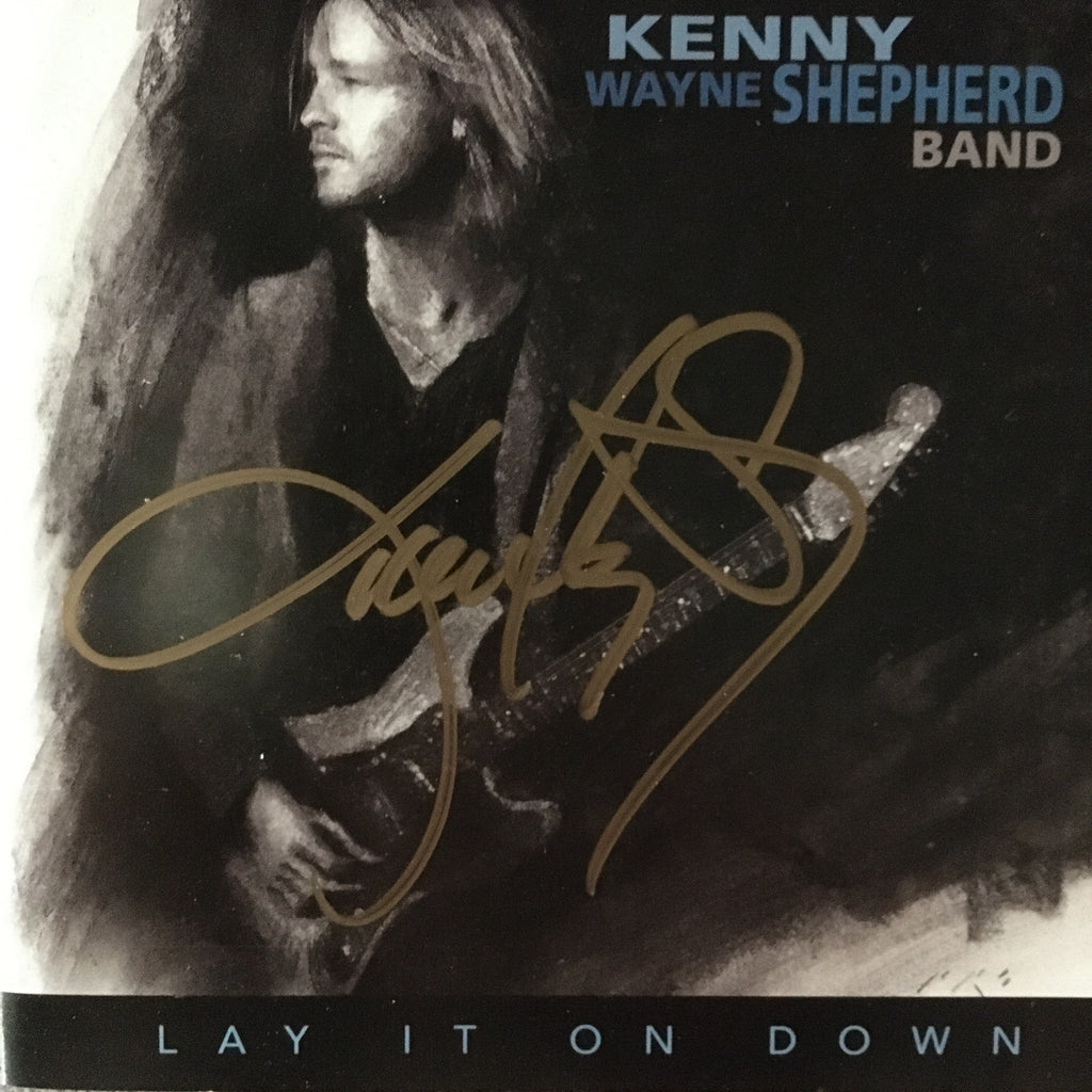 """Lay It On Down""  CD"