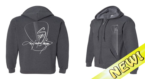 KWS Signature Series - Grey Pick Hoodie