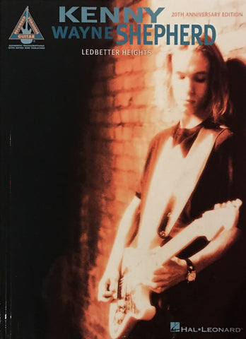 Limited Ledbetter Heights 20th Anniversary Tab Book