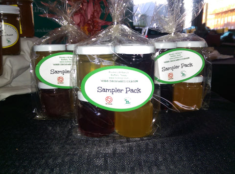 Create your own Sampler Pack