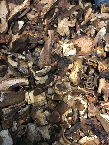 Dried Organic Porcini European Mushrooms (bulk)