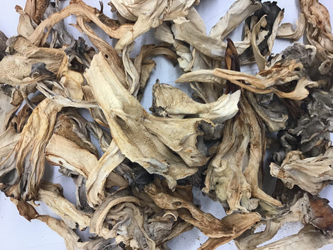 Dried USA Organic Maitake Mushrooms (Hen of the Woods)